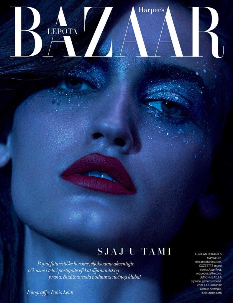 Harper's Bazaar Serbia - Photographer Fabio Leidi