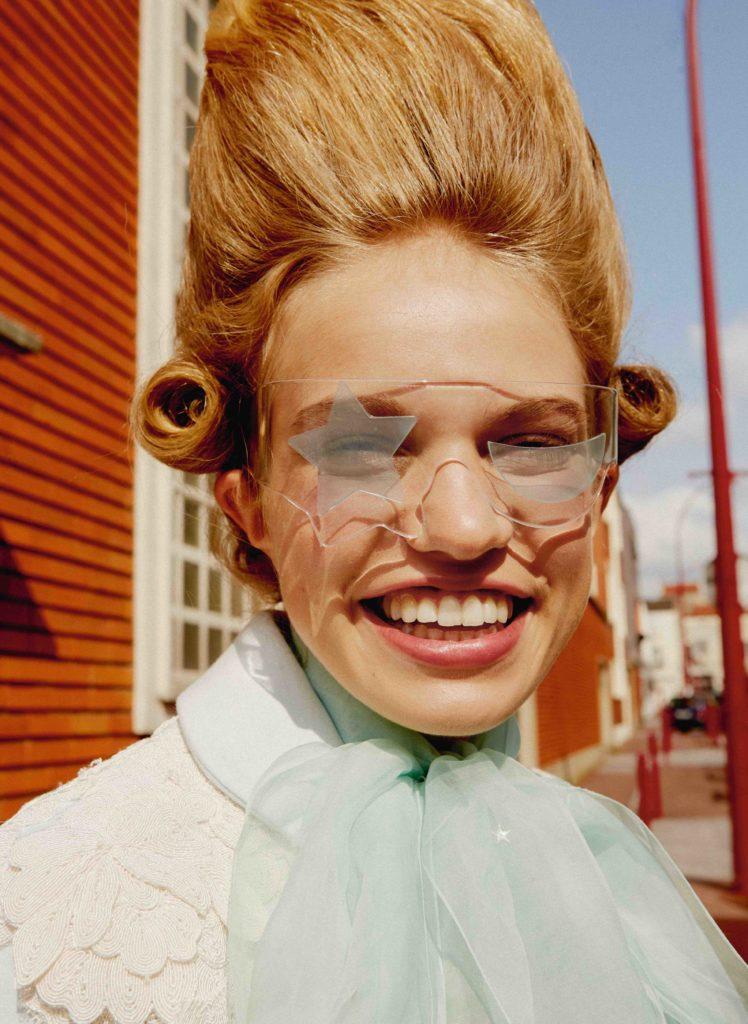 Blanc Magazine - Photographer Enzo Orlando - stylist Giulia Meterangelis