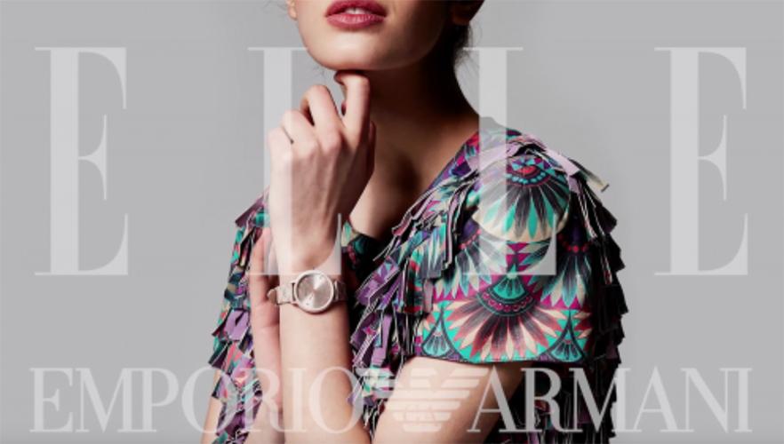 Emporio Armani Fashion Time - Manicure Carlotta Saettone