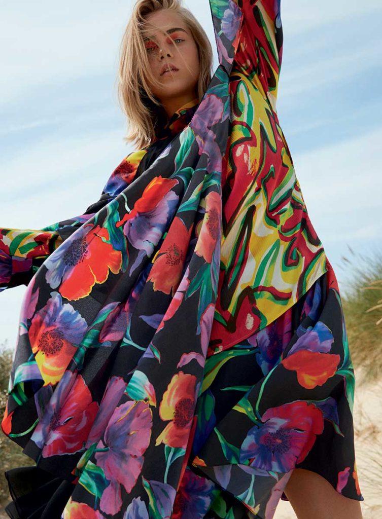 Glamour UK - magazine - Photographer Fabio Leidi