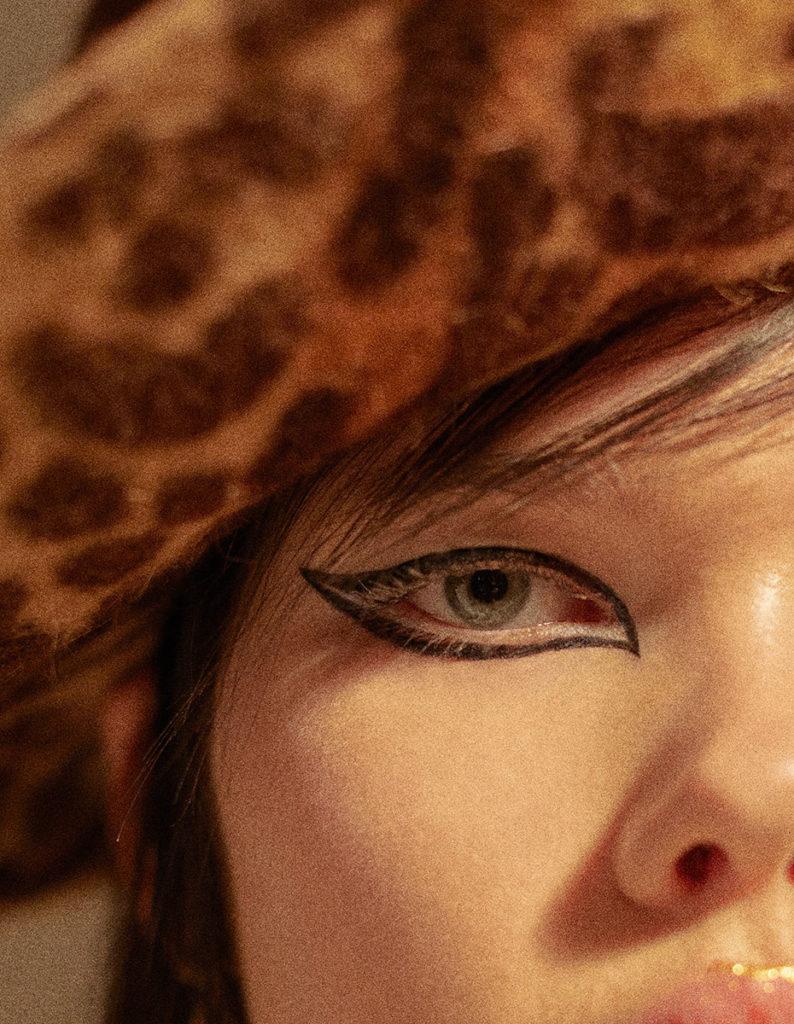 The Collector - Photographer Fabio Leidi - make up Riccardo Morandin - Stylist Giulio Martinelli