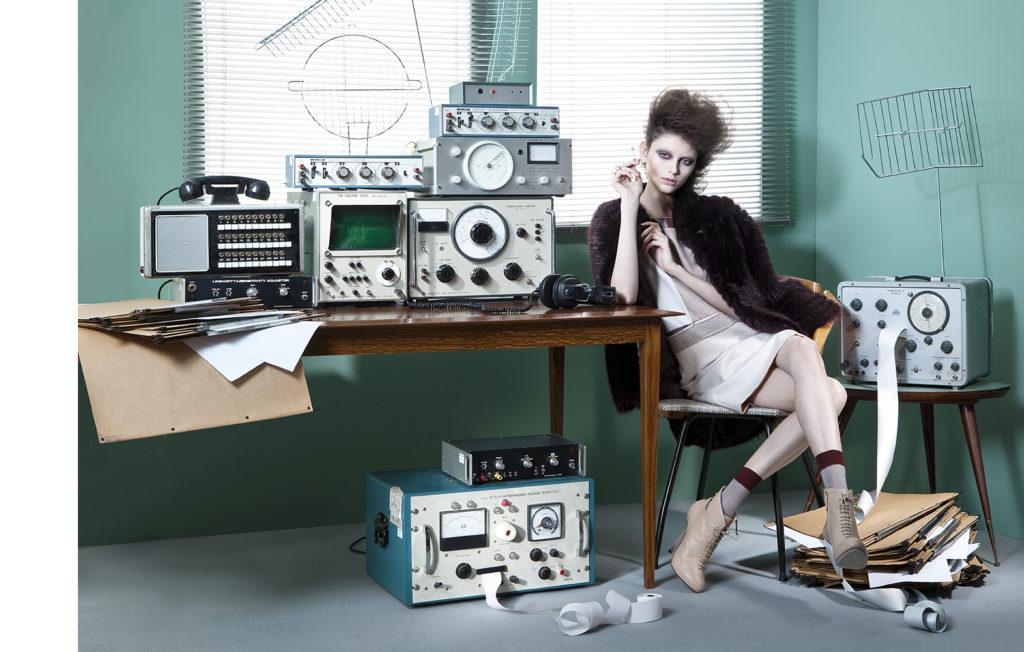 Vogue Italia - jewelry - Photographer Lucia Giacani - stylist Rossana Mazza