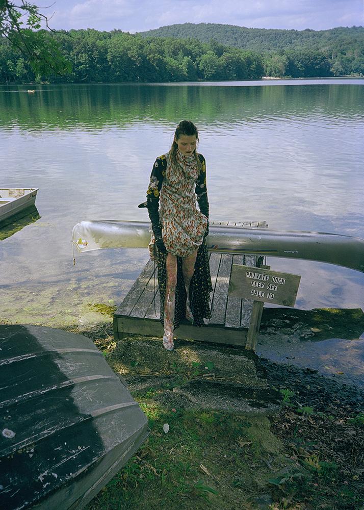 V Magazine - Photographer Sloan Laurits - photography