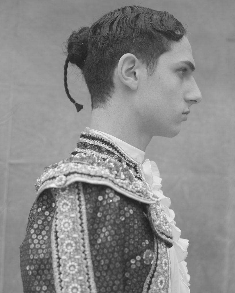 Querelle fanzine - Photographer Marcello Arena - Stylist Giulia Meterangelis