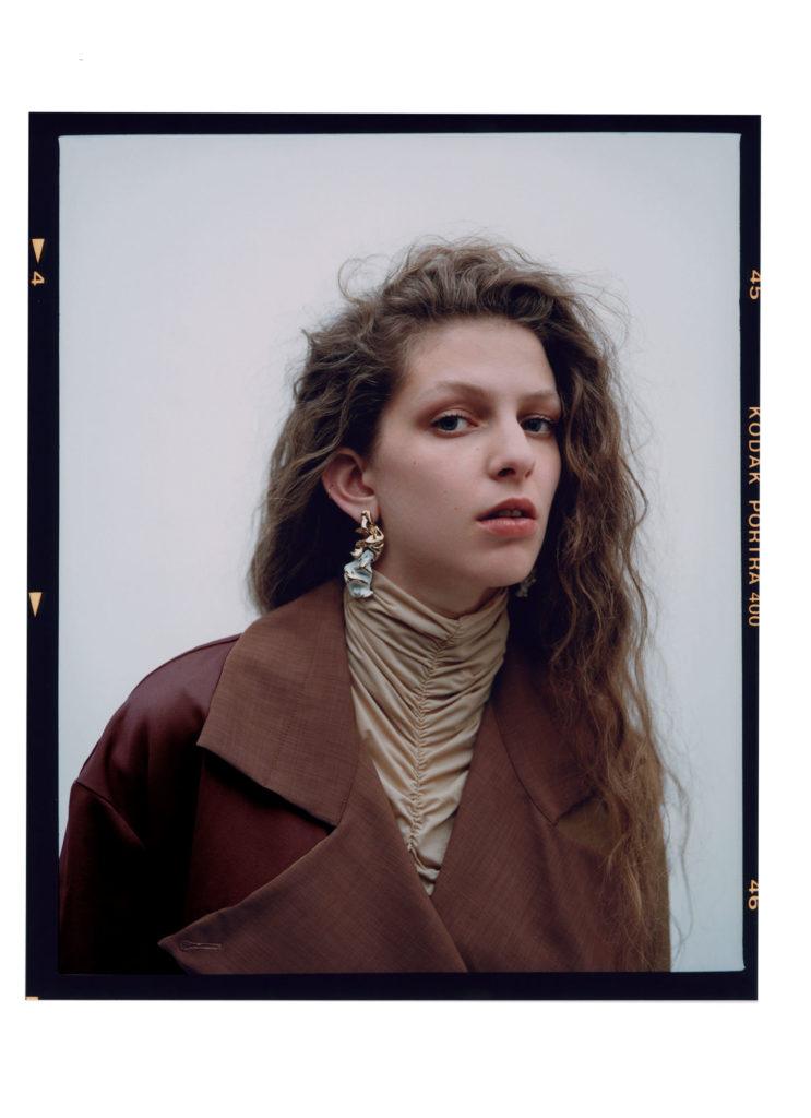 Marie Claire - magazine - Photographer Lara Gilberto - make up Sissy Belloglio