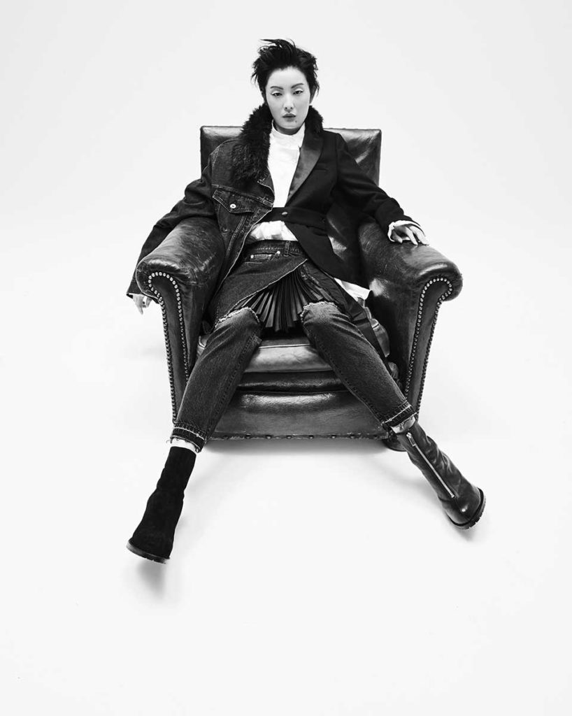 CR Fashion Book - Photographer Sloan Laurits
