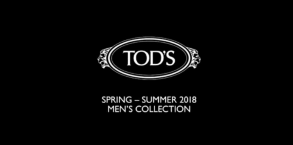 Tod's Men's Spring Summer 2018 Collection - Make Up Silvana Belli