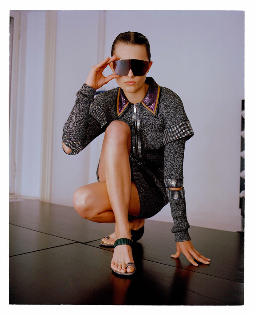 Vogue Portugal - Photographer Gosha Pavlenko - stylist Giulia Meterangelis