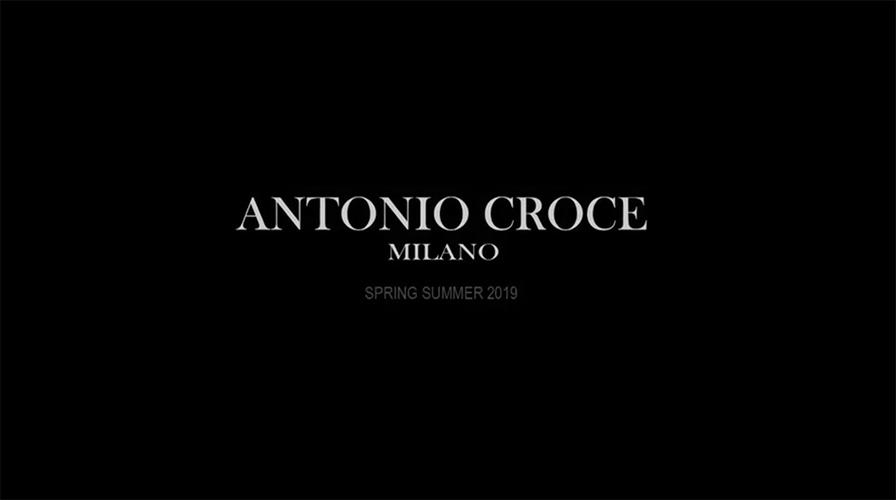 Antonio Croce Spring Summer 2019 - hair daniel manzini
