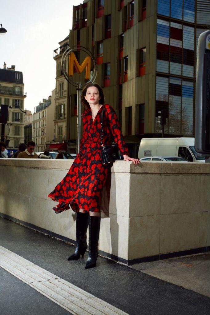 The Kooples - Stylist Giulia Meterangelis