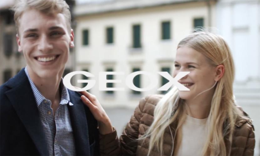 Geox - Fall Winter 2018 - Make Up Roman Gasser