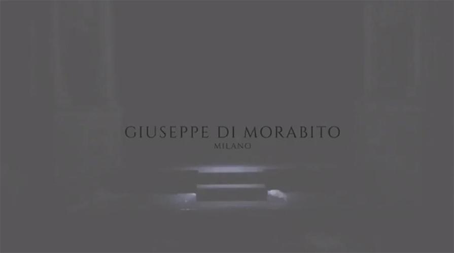 Giuseppe Di Morabito F/W 2019 Hair stylist Daniel Manzini