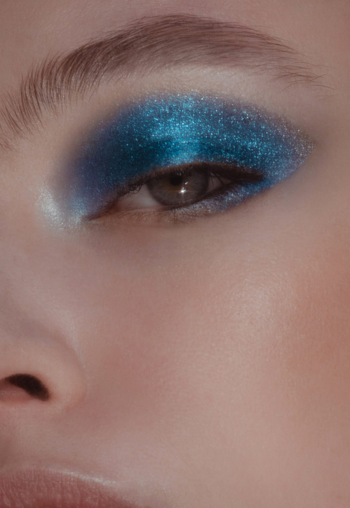 Lolaglam - magazine - make up Riccardo Morandin