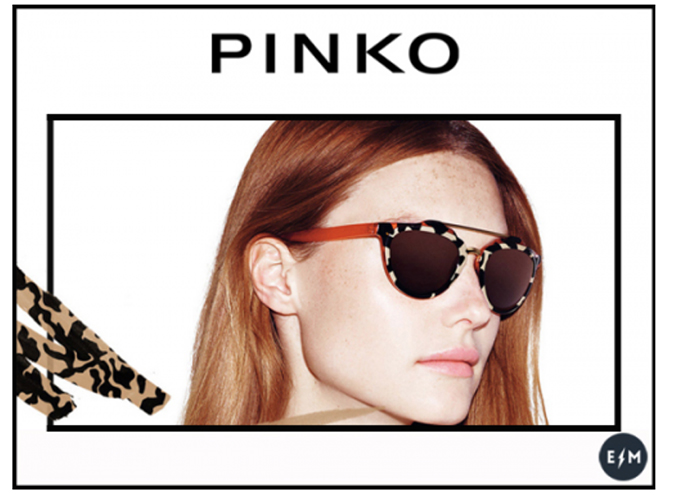 The Pinko Invasion SS 2016 Sunglasses Collection - Make Up Roman Gasser