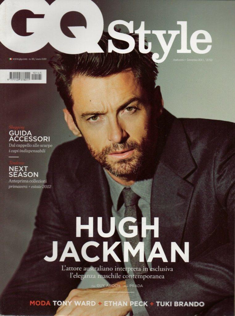 Gq Style - Hugh Jackman - Stylist Ildo Damiano