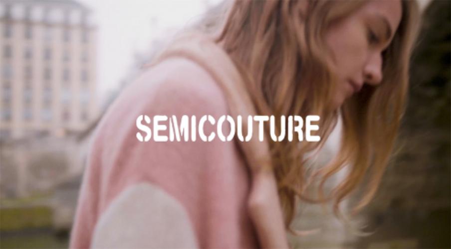 Semi Couture - adv - video by Antonio Vecchio - Make Up Giovanni Iovine - Hair Liv Holst