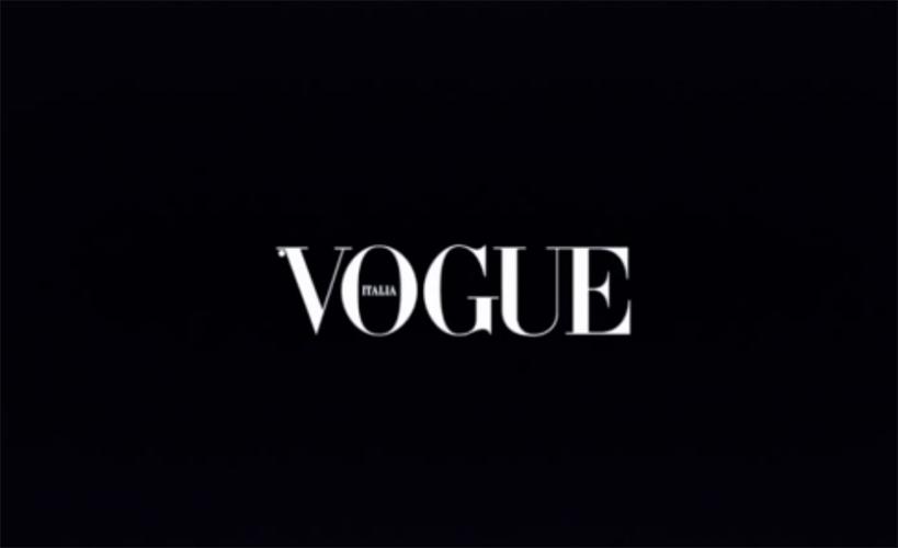 Red Couture by Pierpaolo Ferrari | Fashion Story | July 2014 | Vogue Italia - stylist Giulio Martinelli