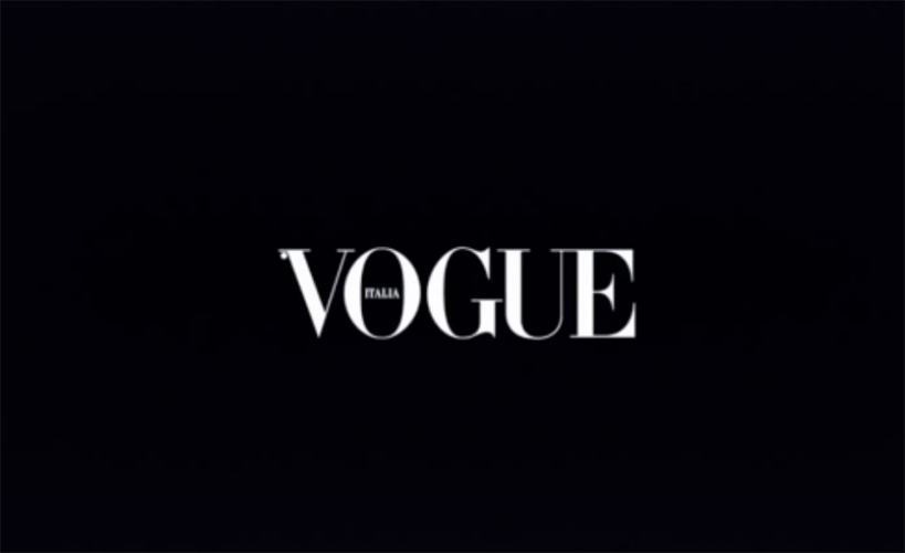 Women of today by Michel Comte | July 2015 | Fashion Story | Vogue Italia - stylist Giulio Martinelli