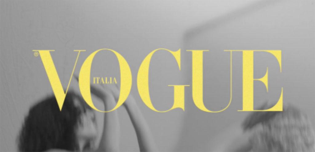 Vogue Italia Luxottica June 19 - Make Up Giovanni Iovine