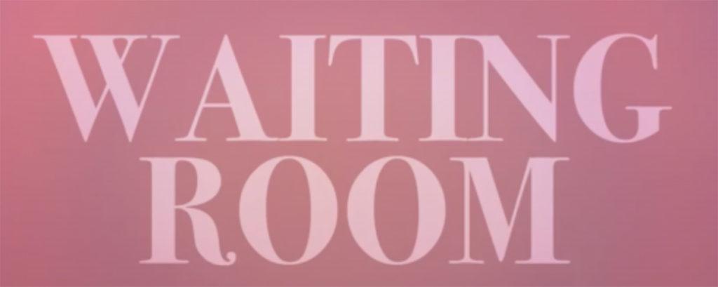 Camera Nazionale della Moda - video - waiting room - Make Up Giovanni Iovine - Hair Rory Rice