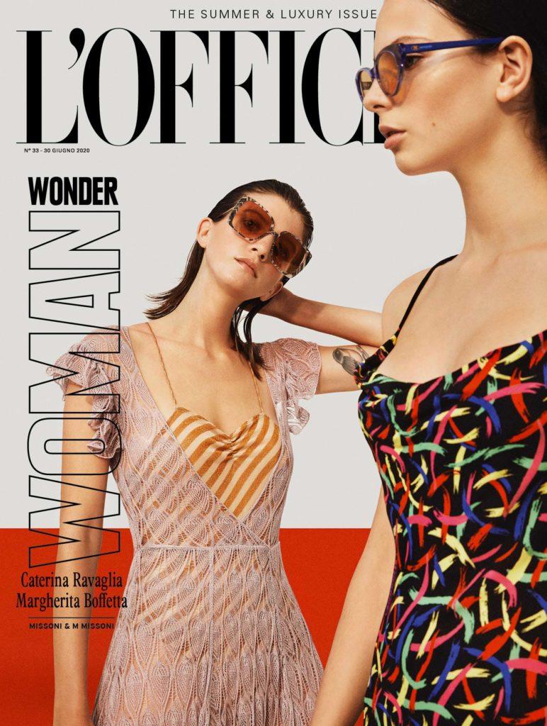 L'Officiel Italia - magazine - styling Giulio Martinelli