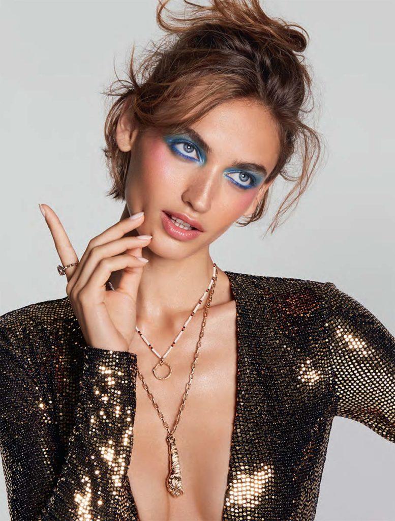 Vanity Fair manicure Carlotta Saettone