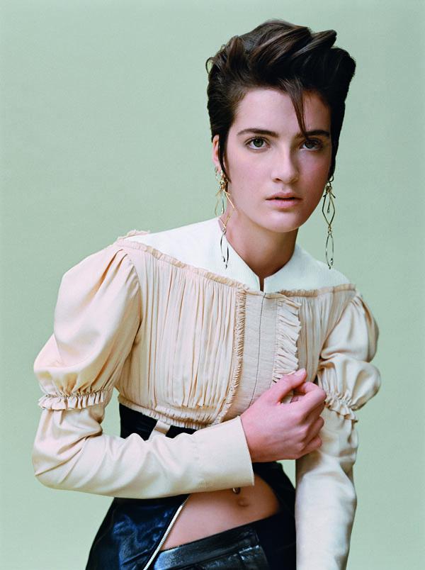 Io donna magazine - styling Alessandra Corvasce - photographer Max Martin