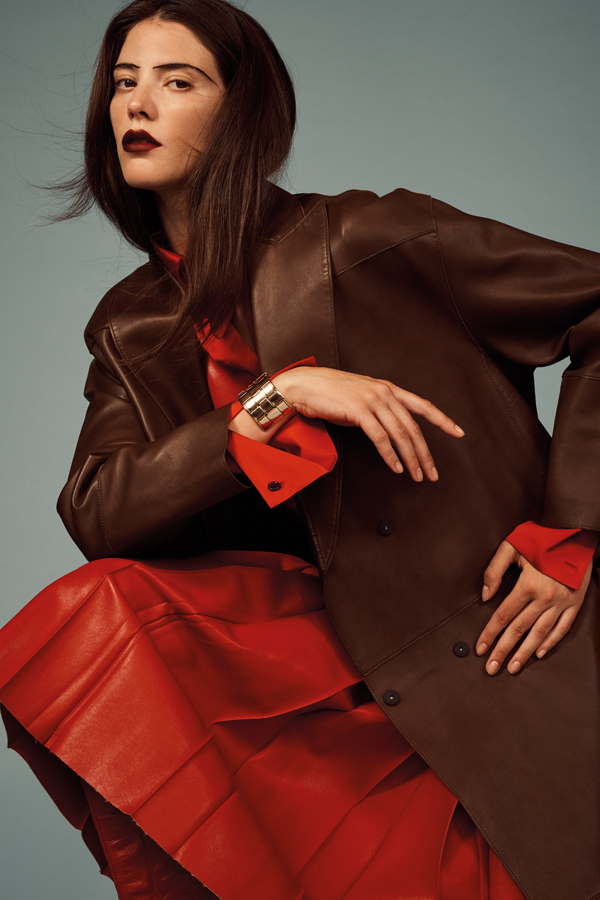 Io donna magazine - styling Alessandra Corvasce - photographer Dima Hohlov
