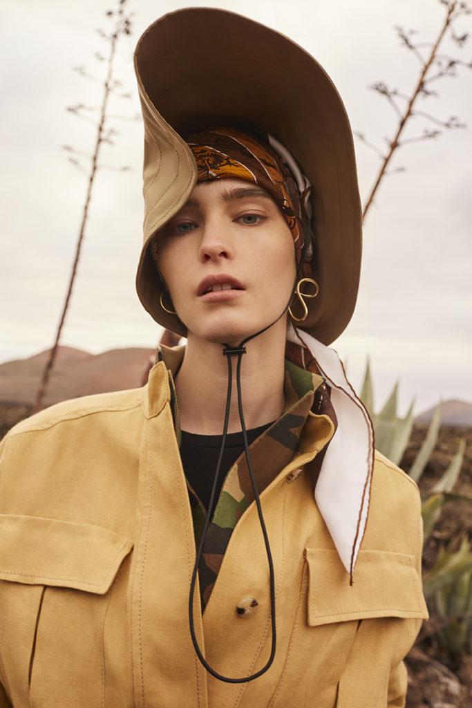 Io donna magazine - styling Alessandra Corvasce - photographer Agata Pospieszynska - make-up Giovanni Iovine