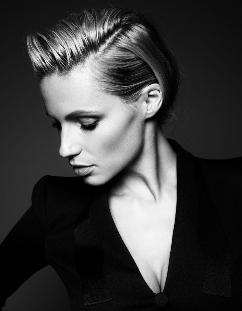 Michelle Hunziker- Io donna - Photographer Gianluca Fontana - stylist Alessandra Corvasce