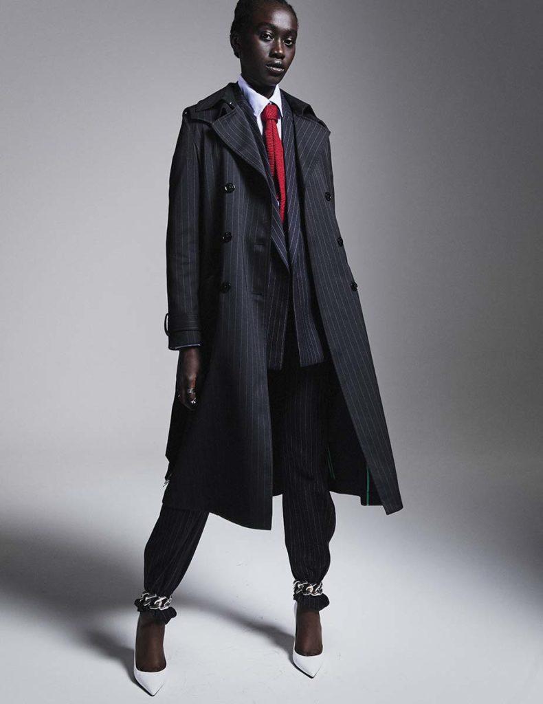 Io donna magazine - styling Alessandra Corvasce - photographer Jacopo Moschin
