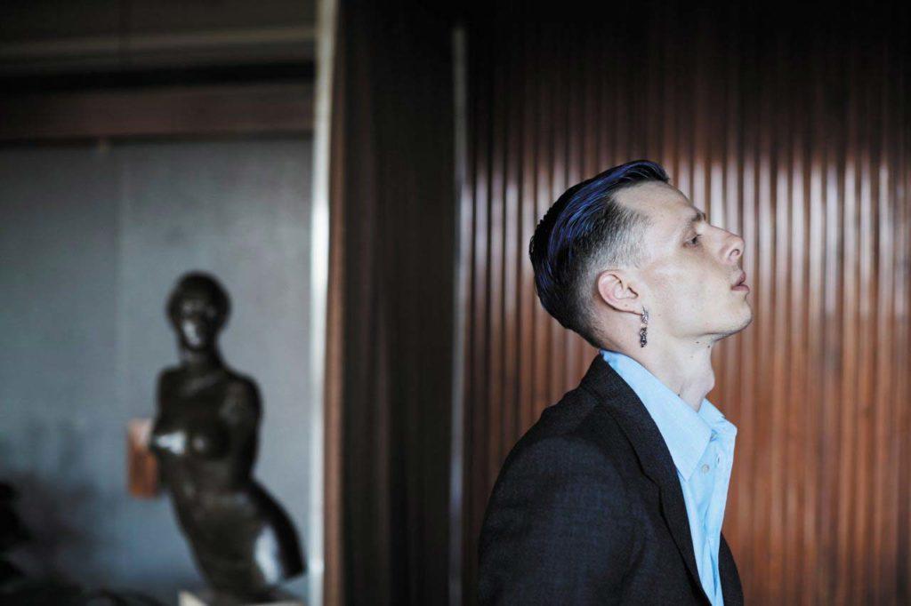 Boss Doms - Style magazine - hair Francesco Avolio - photographer Mattia Zoppellaro