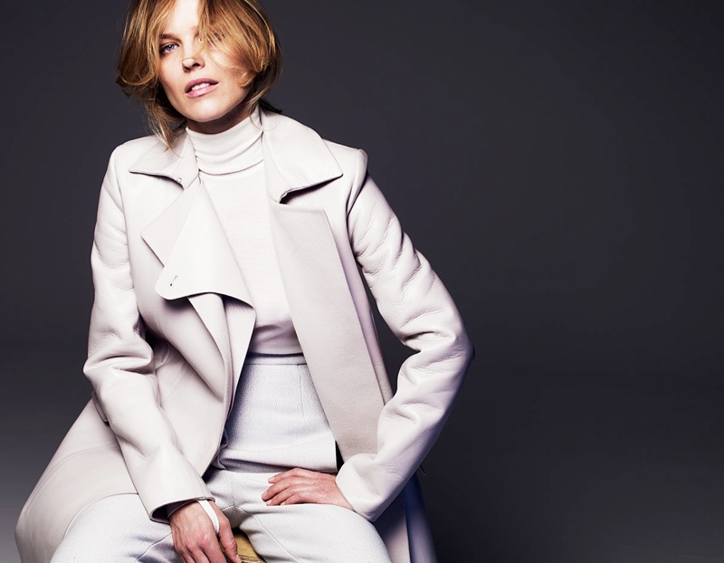 Io donna magazine - styling Alessandra Corvasce - photographer Gianluca Fontana - Eva Herzigova