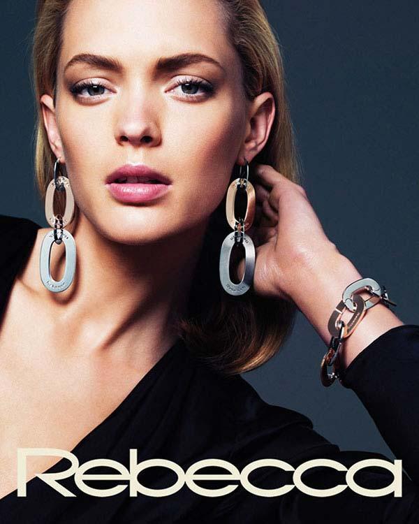 Rebecca - photographer Gianluca Fontana - styling Alessandra Corvasce