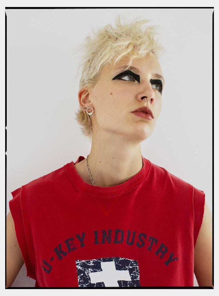 CAP 74024 - magazine - photographer Kristijan Vojinovic - hair Francesco Avolio