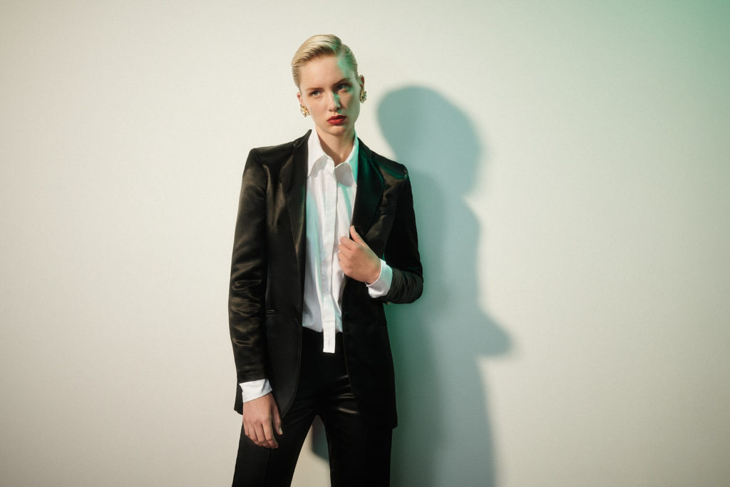 Hebe studio - fw20 - photographer Massimo Zanusso - styling Alessandra Corvasce