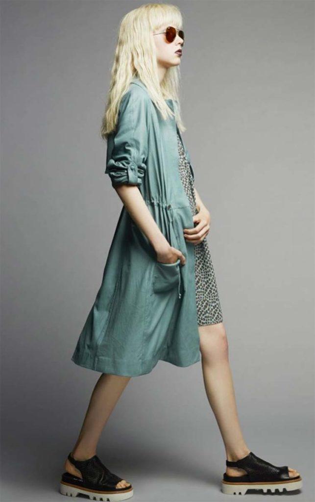 Drome SS16 - photographer Dancian - styling Alessandra Corvasce