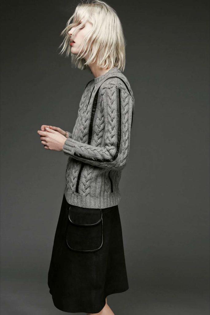 Drome FW15-16 - photographer Dancian - styling Alessandra Corvasce