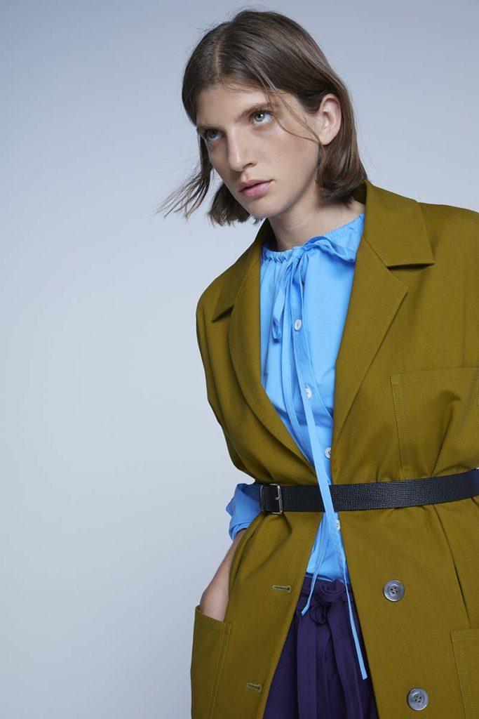 Mantu' ss21 - photographer Claudia Pasanisi - styling Alessandra Corvasce