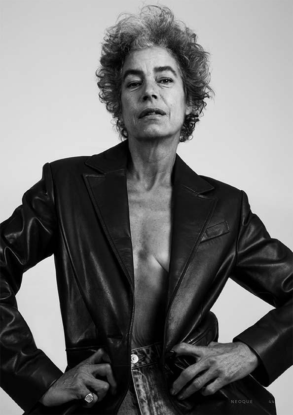 NEOQUE MAGAZINE - photographer Iauei - hair Francesco Avolio