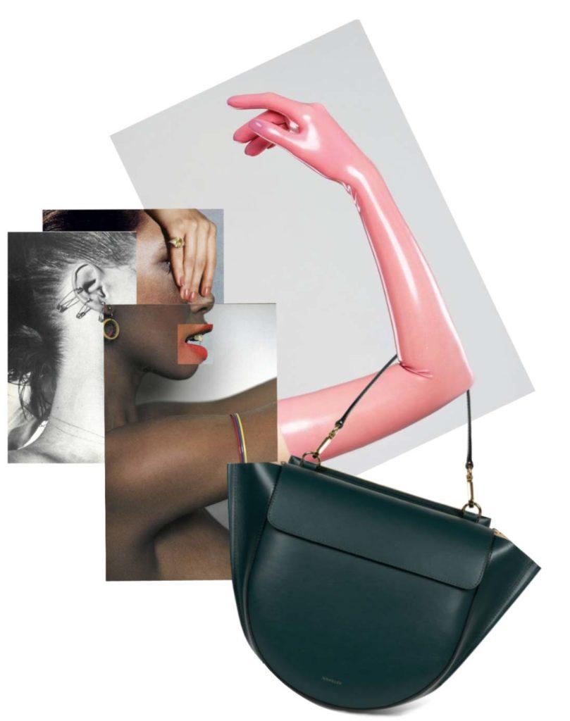 Accessory Vogue Vanity Fair - Fashion designer Fabrizio Talia- stylist Rossana Mazza