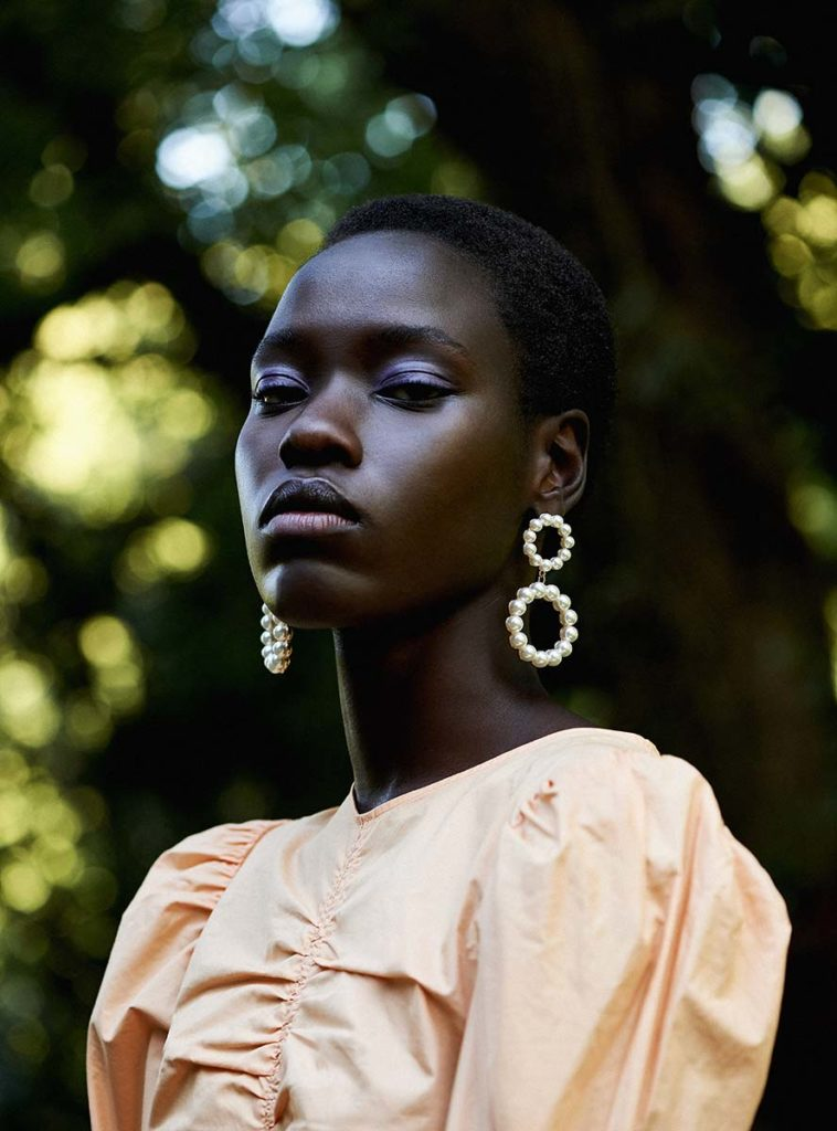 photographer Giorgio Codazzi - styling Nadia Bonalumi - make-up Augusto Picerni