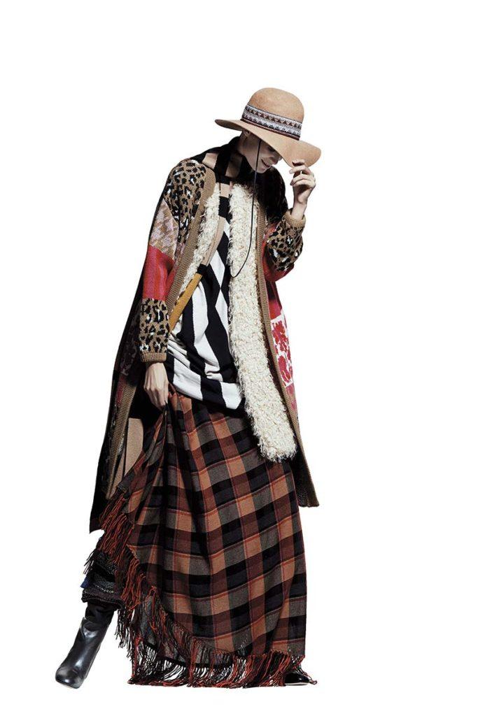 Elle Italia - photographer Paolo Musa - styling Fabrizio Finizza