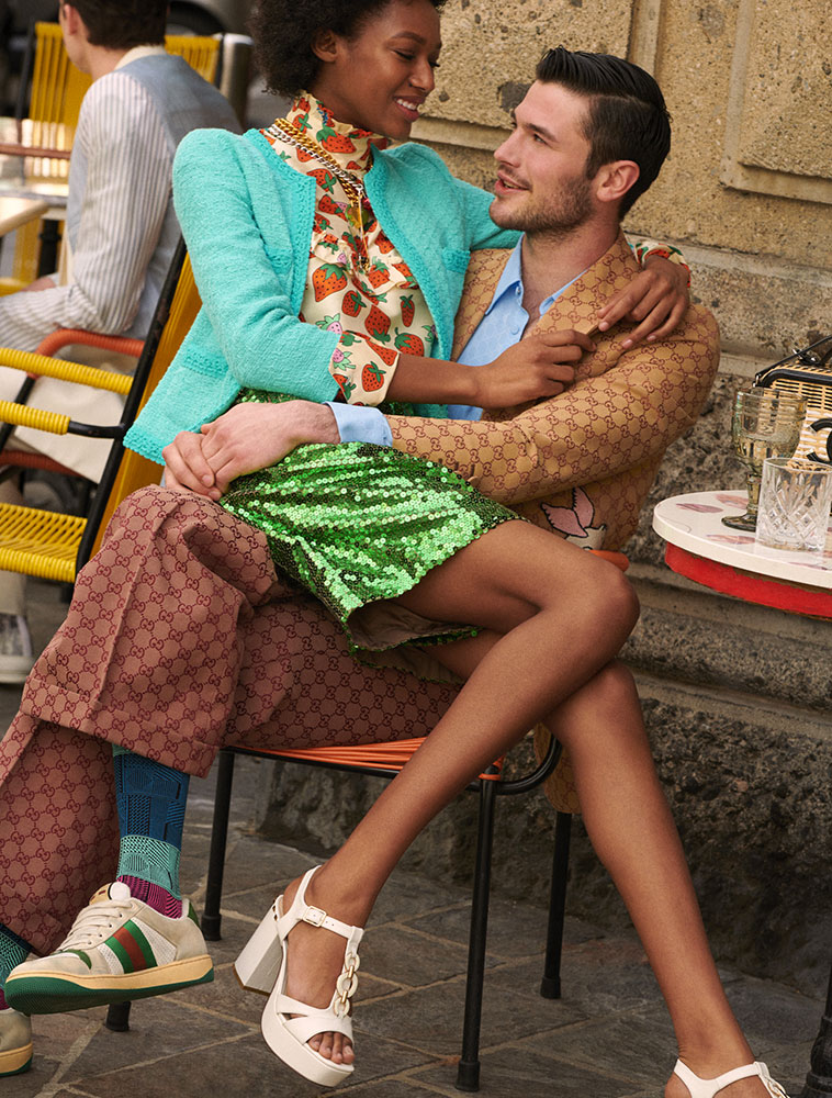 Io Donna photographer Paolo Musa make up Karin Borromeo