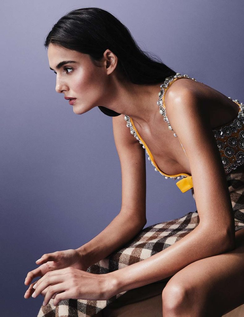 Io donna Fashion Issue - styling Alessandra Corvasce - photographer Jacopo Moschin - Blanca Padilla