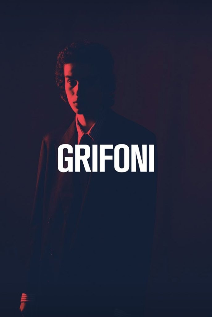 Grifoni - hairstylist Daniel Manzini - photographer Kira Bunse