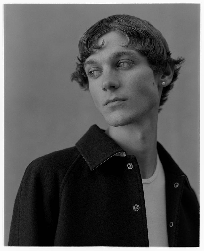 Gq Australia - photographer Jake Terrey - hair Rory Rice
