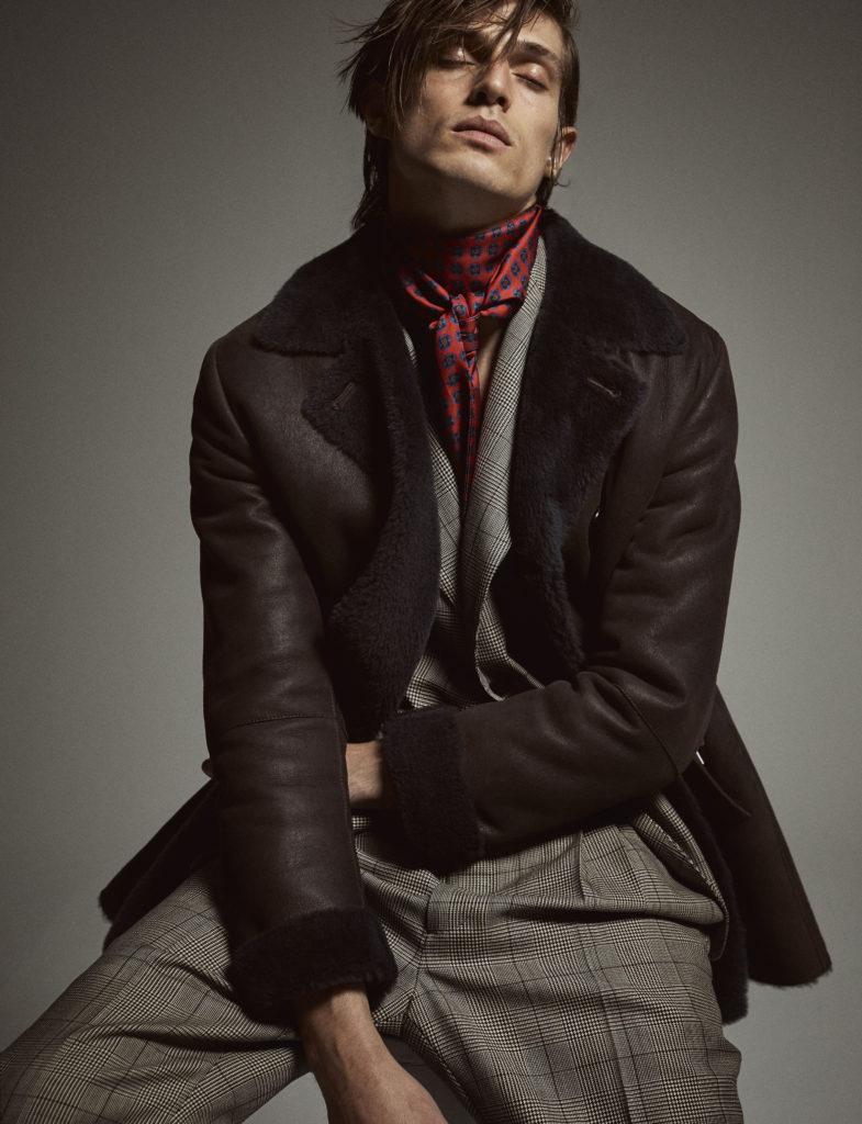 Style Magazine - Photographer Letizia Ragno - Stylist Luca Roscini