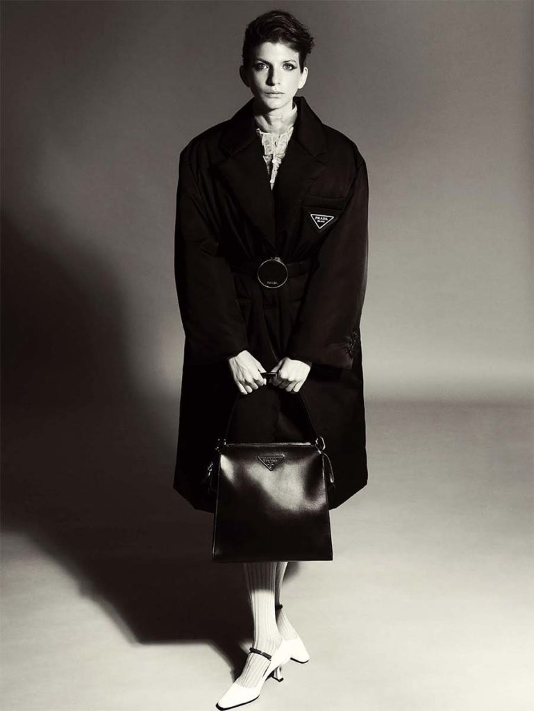l'officiel italia - styling Giulio Martinelli - photographer - Alberto Tandoi