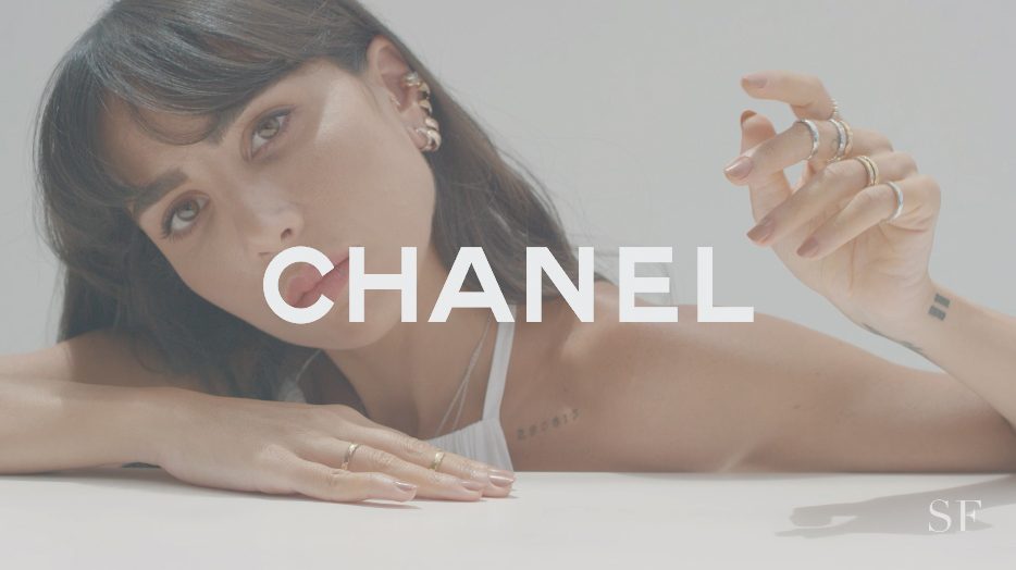 Chanel for Savoir Flair editorial | Jewellery Film | Directed by Augusta Quaynor - Influencer: Dana Hourani